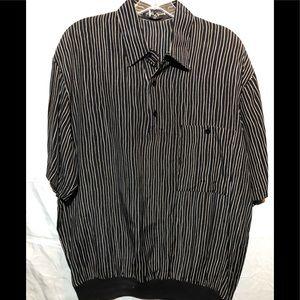 Vintage Alan Stuart Short Sleeve Shirt. Size L